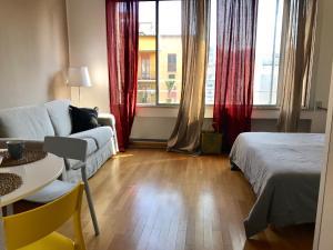 Lovelyloft - Porta Nuova, Apartmanok  Milánó - big - 3