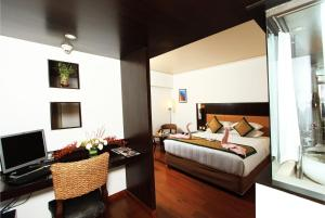 Iris - The Business Hotel, Hotely  Bangalore - big - 28