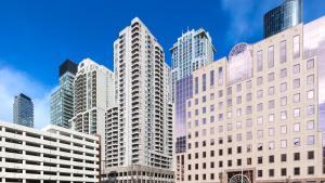 Canada Suites on Bay, Ferienwohnungen  Toronto - big - 90