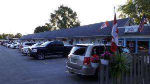 The Maplewood Motel, Мотели  Port Elgin - big - 40