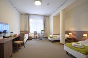 Ośrodek Wypoczynkowy Zorza, Resorts  Kołobrzeg - big - 12
