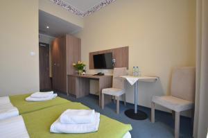 Ośrodek Wypoczynkowy Zorza, Resorts  Kołobrzeg - big - 7