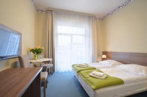 Ośrodek Wypoczynkowy Zorza, Resorts  Kołobrzeg - big - 9