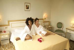 Hotel Terme Villa Piave, Hotely  Abano Terme - big - 8
