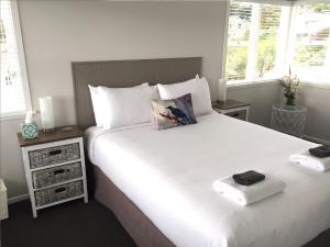 Kiwi House Waiheke, Bed & Breakfast  Oneroa - big - 12