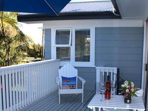 Kiwi House Waiheke, Bed & Breakfast  Oneroa - big - 34