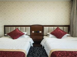 Staatsburgers Volksrepubliek China - Deluxe Tweepersoonskamer met 2 Aparte Bedden