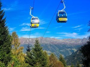 Alpen-Herz Romantik & Spa - Adults Only, Szállodák  Ladis - big - 44