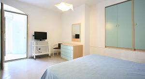 Appartamento Mare Blu, Apartmanok  Torre Suda - big - 9