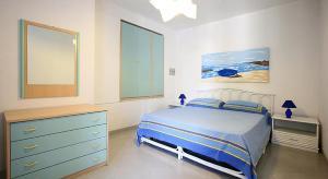 Appartamento Mare Blu, Apartmanok  Torre Suda - big - 10