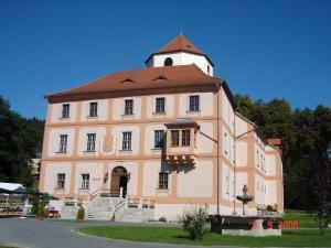 Hotel Garni Schloss Schönberg