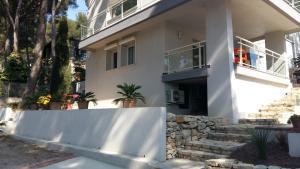 Villa Bobnell, Apartments  Cassis - big - 33