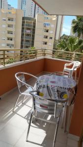 Apartamentos Ocaña, Apartments  Cala de Finestrat - big - 17