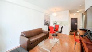 Canada Suites on Bay, Ferienwohnungen  Toronto - big - 17