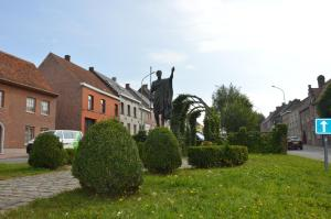 B&B Huize Momentum, Bed and Breakfasts  Zottegem - big - 14