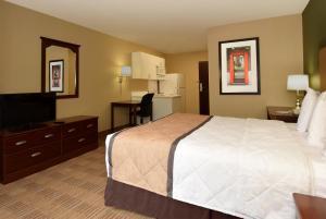 1-værelseslejlighed med queensize-seng - ikkeryger