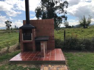Cabaña Campestre El Refugio, Vily  Paipa - big - 26