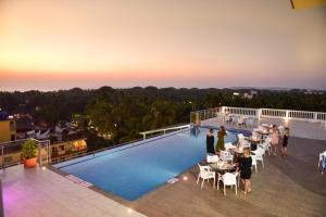 Silver Sands Serenity, Hotels  Candolim - big - 23
