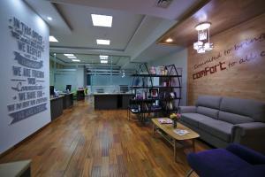 Tanan Center Serviced Apartments, Apartmány  Ulaanbaatar - big - 34