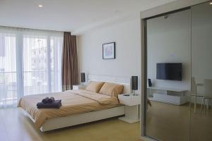 Apartments Condominium Centara, Apartmány  Pattaya Central - big - 71
