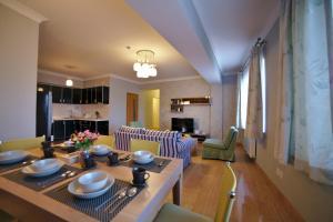 Tanan Center Serviced Apartments, Apartmány  Ulaanbaatar - big - 11