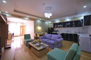 Tanan Center Serviced Apartments, Apartmány  Ulaanbaatar - big - 19