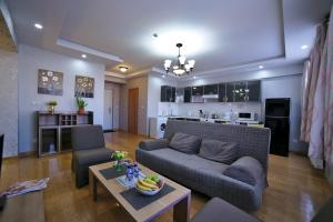 Tanan Center Serviced Apartments, Apartmány  Ulaanbaatar - big - 23