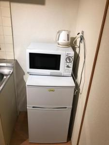 Naniwa Guest House Kuromon, Apartmanok  Oszaka - big - 30