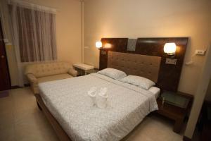 Lotusland Resort, Hotely  Jomtien - big - 23