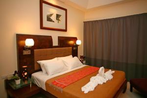 Lotusland Resort, Hotely  Jomtien - big - 21