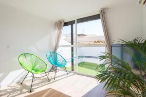 Ahro Suites, Apartmanok  Málaga - big - 117