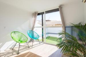 Ahro Suites, Апартаменты  Малага - big - 117