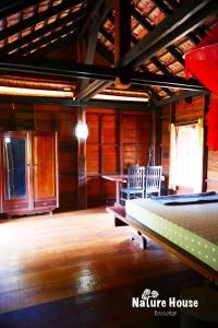 Nature House, Комплексы для отдыха с коттеджами/бунгало  Banlung - big - 12