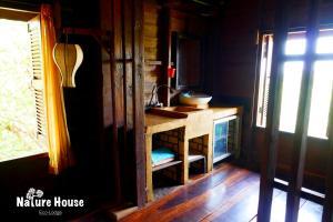 Nature House, Комплексы для отдыха с коттеджами/бунгало  Banlung - big - 11
