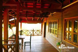 Nature House, Комплексы для отдыха с коттеджами/бунгало  Banlung - big - 29