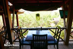Nature House, Комплексы для отдыха с коттеджами/бунгало  Banlung - big - 27