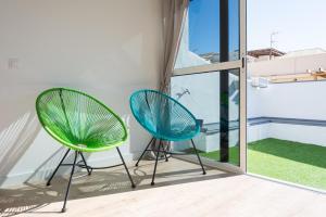Ahro Suites, Апартаменты  Малага - big - 109