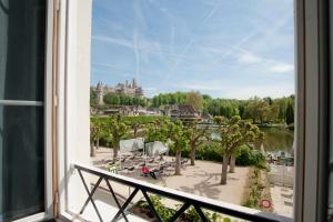 Logis Hotel Beaudon, Hotely  Pierrefonds - big - 3