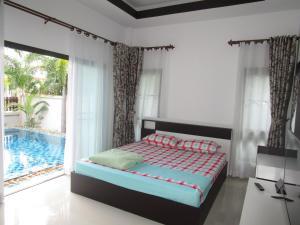 Baan Dusit 3BR Pool Villa, Ville  Na Jomtien - big - 11