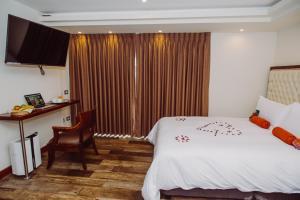 Hotel Jaya Machupicchu, Hotel  Machu Picchu - big - 29