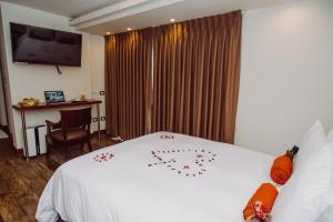 Hotel Jaya Machupicchu, Hotel  Machu Picchu - big - 24