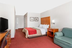 Room with One Double Bed - Non-Smoking