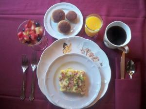 Baladerry Inn, Bed & Breakfast  Gettysburg - big - 16