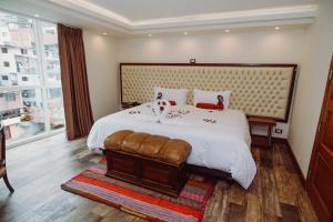 Hotel Jaya Machupicchu, Hotel  Machu Picchu - big - 60