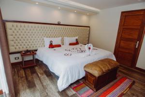 Hotel Jaya Machupicchu, Hotel  Machu Picchu - big - 54