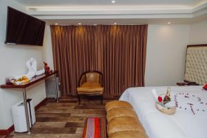 Hotel Jaya Machupicchu, Hotel  Machu Picchu - big - 1