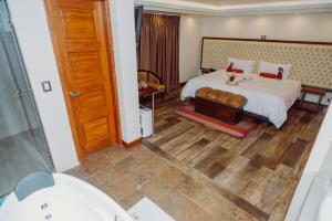 Hotel Jaya Machupicchu, Hotel  Machu Picchu - big - 45