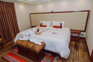 Hotel Jaya Machupicchu, Hotel  Machu Picchu - big - 37