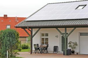 Ferienwohnung Hermannshagen Heide