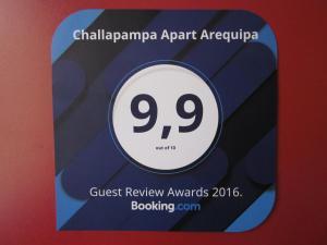 Challapampa Apart Arequipa, Apartmanok  Arequipa - big - 16
